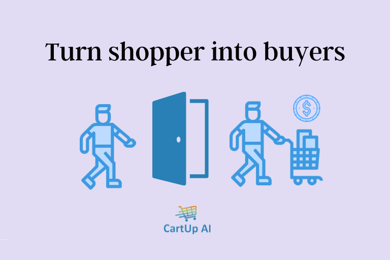 Turning shoppers into buyers with AI-based product recommendations